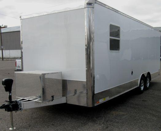 Millennium Trailers 24' Custom Command Center Trailer
