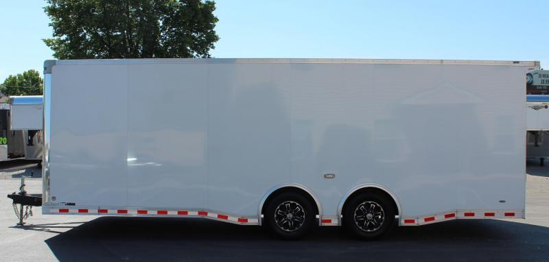 <b>READY IN AUG.</b> 24' 2022 Millennium Extreme Wing/Spread Axle/Black Cabinets & More!