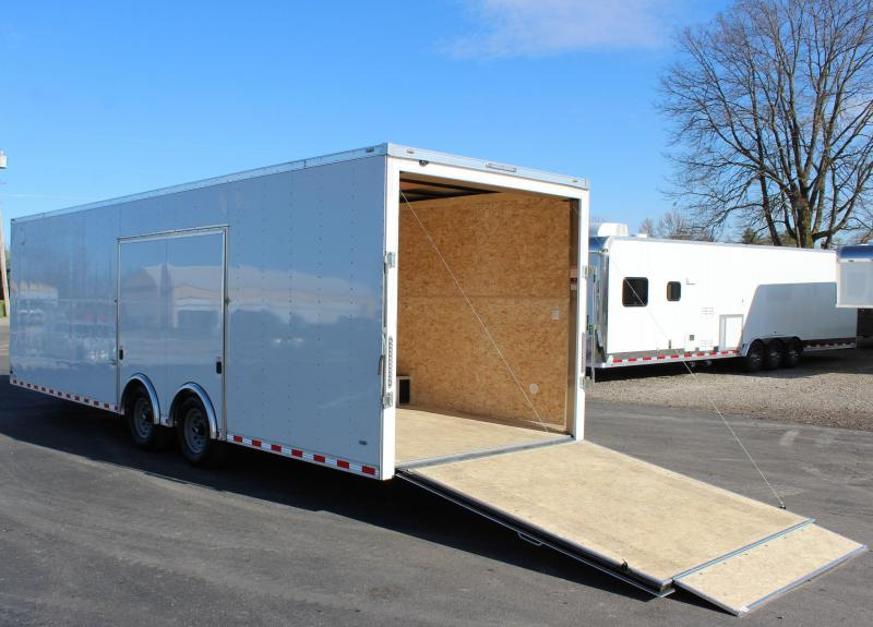 <b>JANUARY CLEARANCE</b> 2021 DEMO 28' Millennium Star Large Escape Exit Door w/Removable Fender