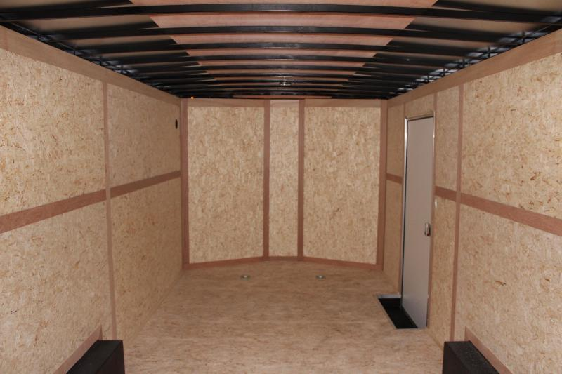 <b>WEEKLY SPECIAL</b>  2021 20' Transport V Car Trailer w/Heavy Duty 5200# Axles & Screwless Exterior 7' Interior