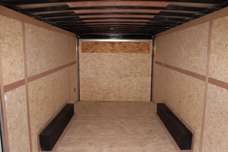 <b>NOW READY</b>  2021 20' Transport V Car Trailer w/Heavy Duty 5200# Axles & Screwless Exterior 7' Interior