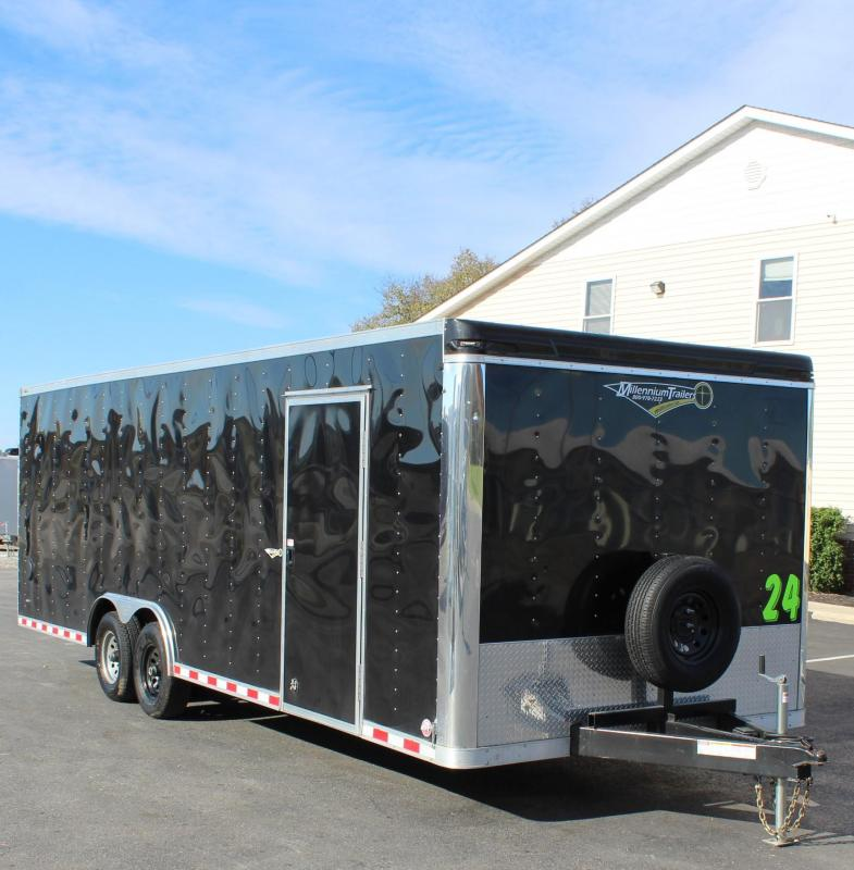 <b>WON'T LAST LONG!</b>  Pre-Owned 2019 24' Star Race Trailer