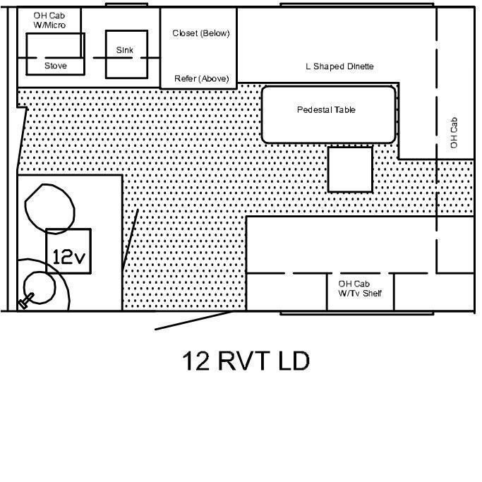 "<b>READY 3/15</b> 2021 32' Millennium w/12'Long Dinette Living Quarters 12"" Extra High"