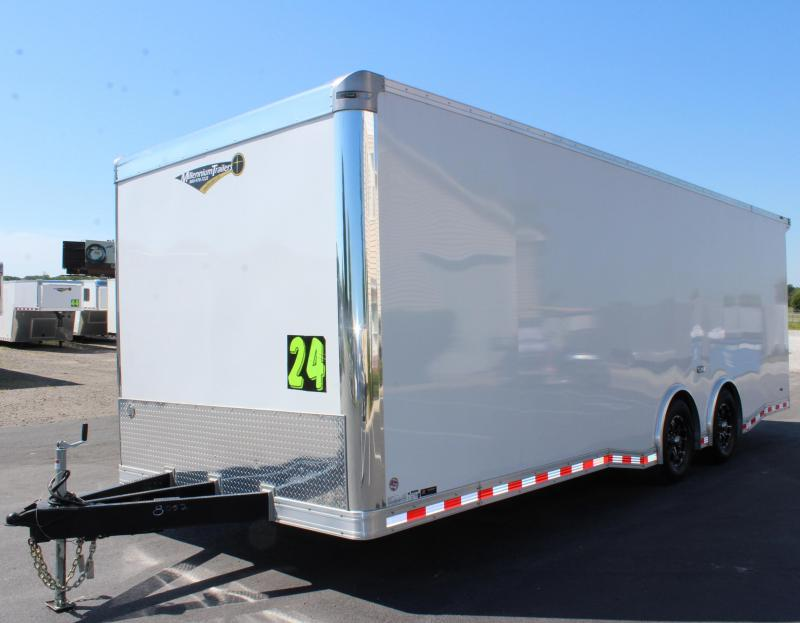 <b>Orders Only</b>  24' Millennium Extreme Wing/Spread Axle/Charcoal Cabinets & More!