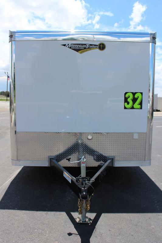 <b>SALE PENDING SUPER SHARP INTERIOR</b> 2020 32' Millennium Extreme Wing/3/6K Spread Axles More!