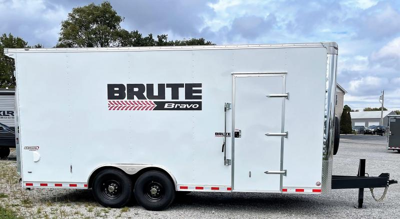 <b>SHOW SPECIAL</b> THE NEW 20' Brute Light Equipment Trailer *SECURE YOUR EXPENSIVE EQUIPMENT!*