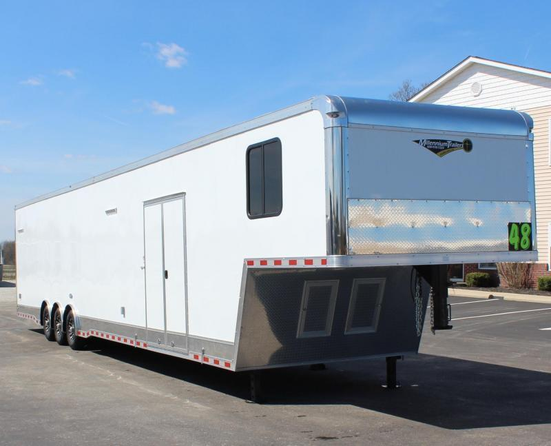 <b>SALE PENDING 4th of July Mega Sale</b> 2020 48' Millennium Auto Master w/Large Barthroom