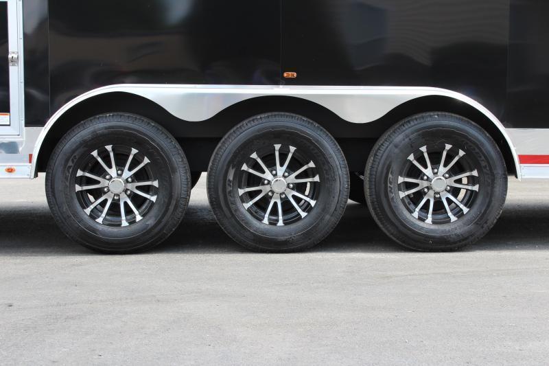 <b>IN PROCESS SPECIAL</b> 2022 40' Millennium Race Car Gooseneck Trailer w/12' Sofa Living Quarters/King Size Bath