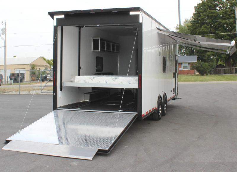 SALE PENDING  Perfect For LQ for Side-by-Sides Sleeps up to 6 2021 26' Millennium Silver Includes All The Amenities