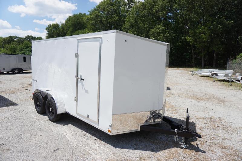 2022 Formula Trailers 7X14 Enclosed Cargo Trailer DD