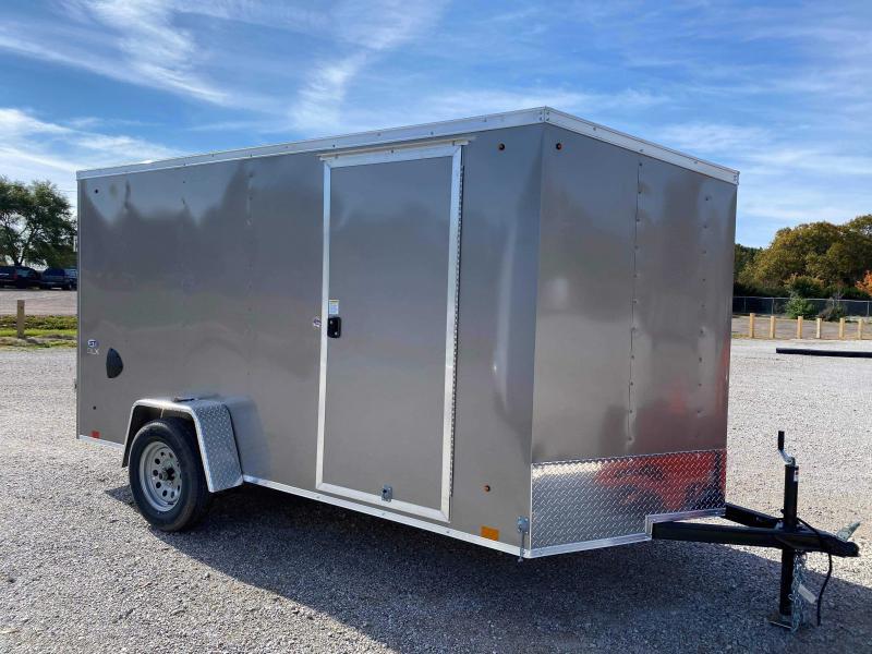 2021 Look Trailers St Cargo Dlx Flat  Cargo / Enclosed Trailer