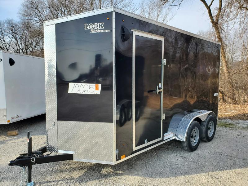 2022 Look Trailers 6X14 TANDEM Enclosed Cargo Trailer