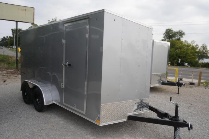 2022 Formula 7X14 Enclosed Cargo Trailer