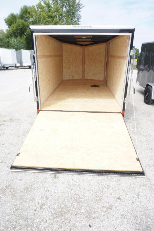2022 Formula Trailers 7X14 Enclosed Cargo Trailer