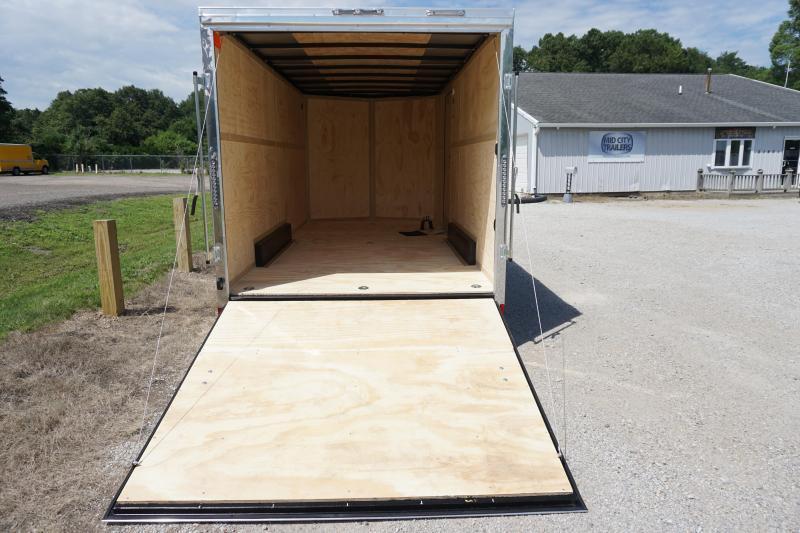 2022 Cargo Mate 7.5X16 Enclosed Cargo Trailer