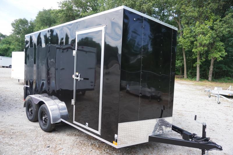 2021 Formula 7X14 Enclosed Cargo Trailer