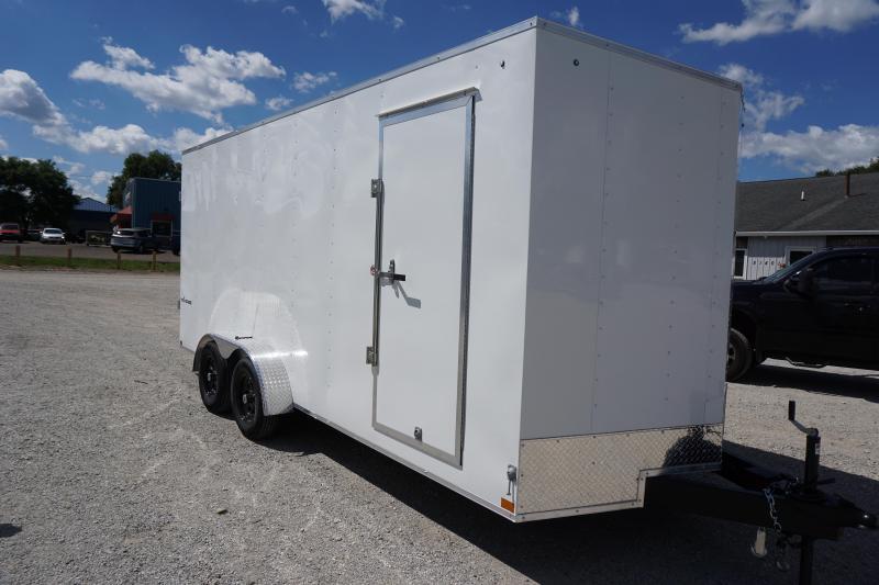 2021 Formula Trailers 7X18 Enclosed Cargo Trailer