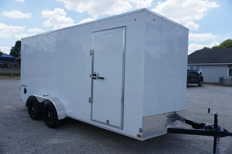 2021 Formula 7X16 Enclosed Cargo Trailer