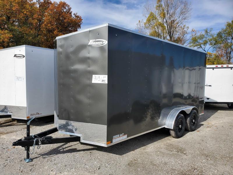 2022 Formula 7X16 Enclosed Cargo Trailer