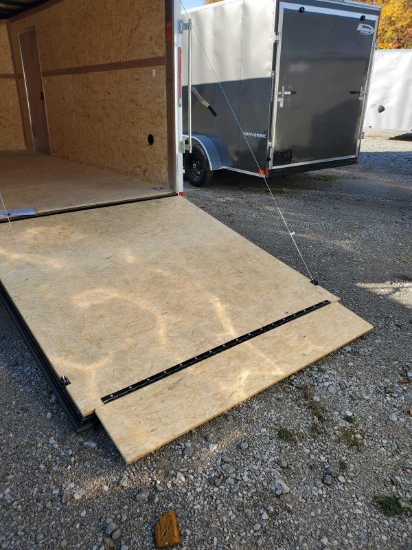 202 LOOK 7X16 Enclosed Cargo Trailer