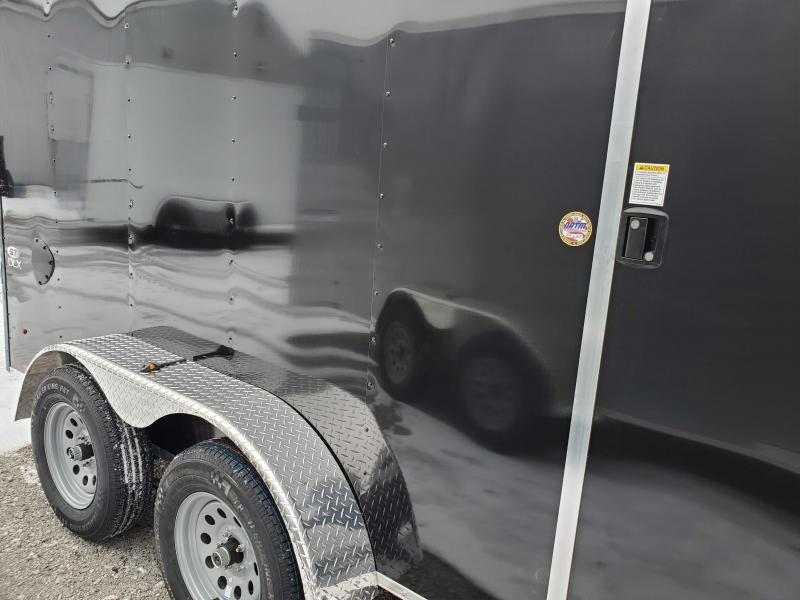 2021 LOOK 7X14 Enclosed Cargo Trailer