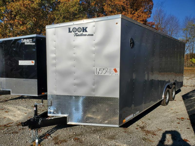 2022 Look Trailers 8.5X20 Enclosed Cargo Trailer
