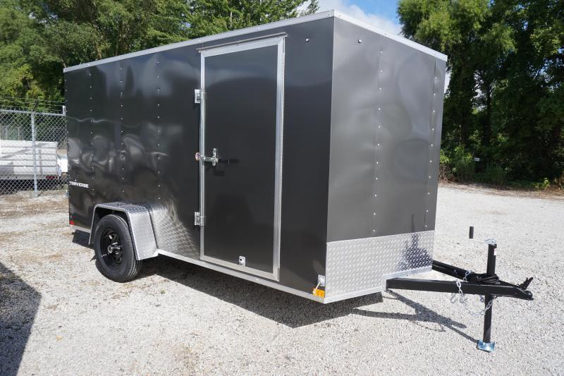 2021 Formula Trailers 6X12 Enclosed Cargo Trailer