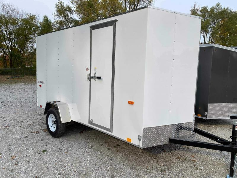 2021 6X12  Cargo / Enclosed Trailer