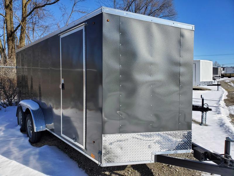 2021 LOOK 7X16 Enclosed Cargo Trailer