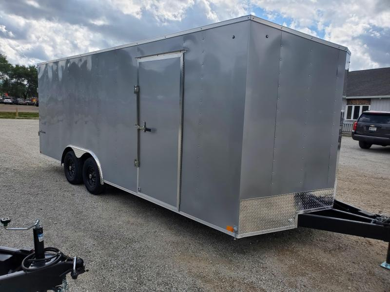 2021 Formula Trailers 8.5X20 Enclosed Cargo Trailer