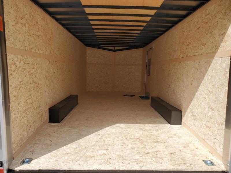 2021 Formula Trailers 8.5X20 Enclosed Cargo Trailer