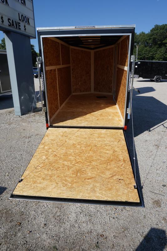 2022 Formula 6'6 6X12 Enclosed Cargo Trailer