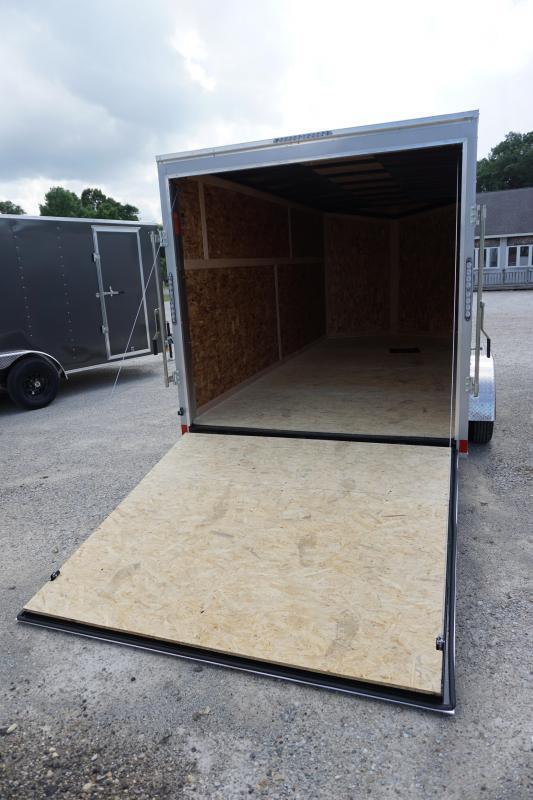 2021 Formula 7X16 7' Enclosed Cargo Trailer