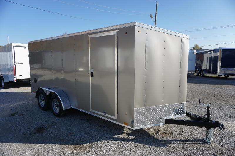 2021 LOOK 7X14 Enclosed Cargo Trailer