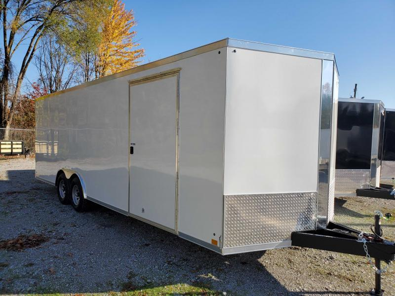 2021 Cross Trailers 8.5X24 Enclosed Cargo Trailer
