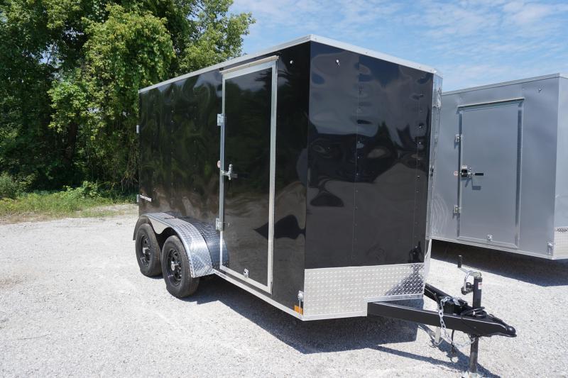 2021 Formula Trailers 6X12 TANDEM AXLE Enclosed Cargo Trailer