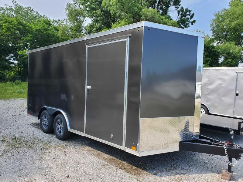 2022 Cross Trailers 8.5X16 Enclosed Cargo Trailer