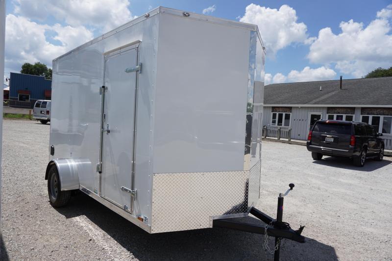 2021 Cargo Mate 6.5x12 Enclosed Cargo Trailer