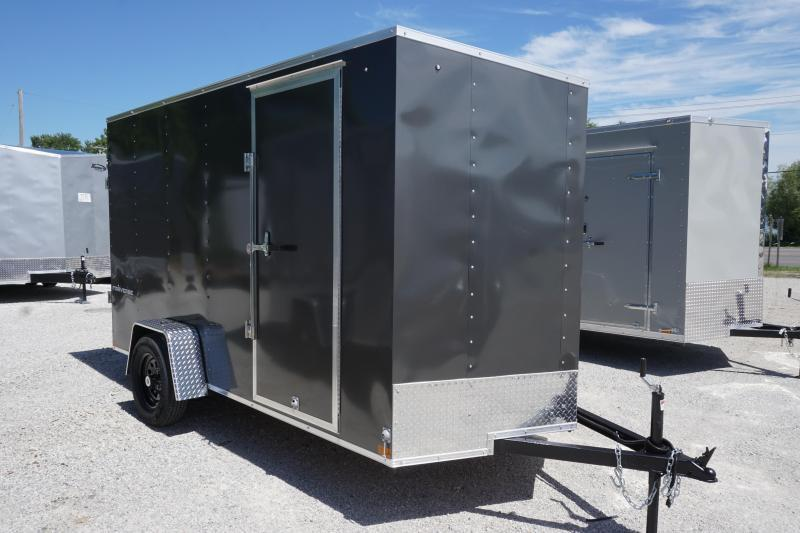 2021 Formula 6'6 6X12 Enclosed Cargo Trailer