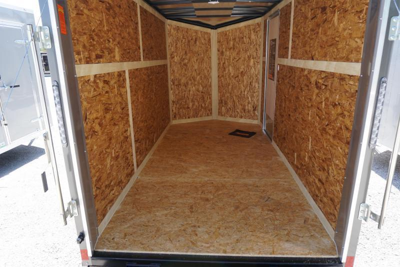 2021 Formula 6'6 6X12 Enclosed Cargo Trailer