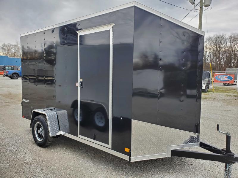 2021 Formula Trailers 6.5X12 Enclosed Cargo Trailer