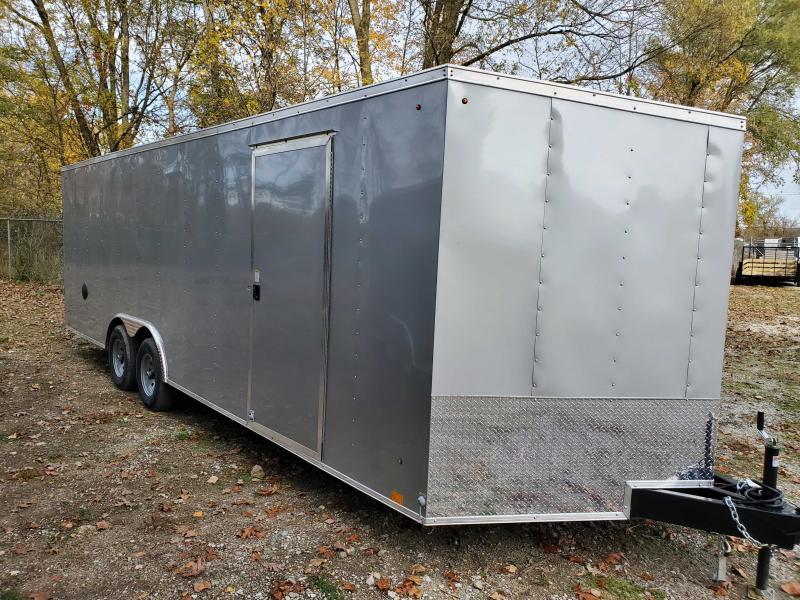 2021 8.5X24 Enclosed Cargo Trailer