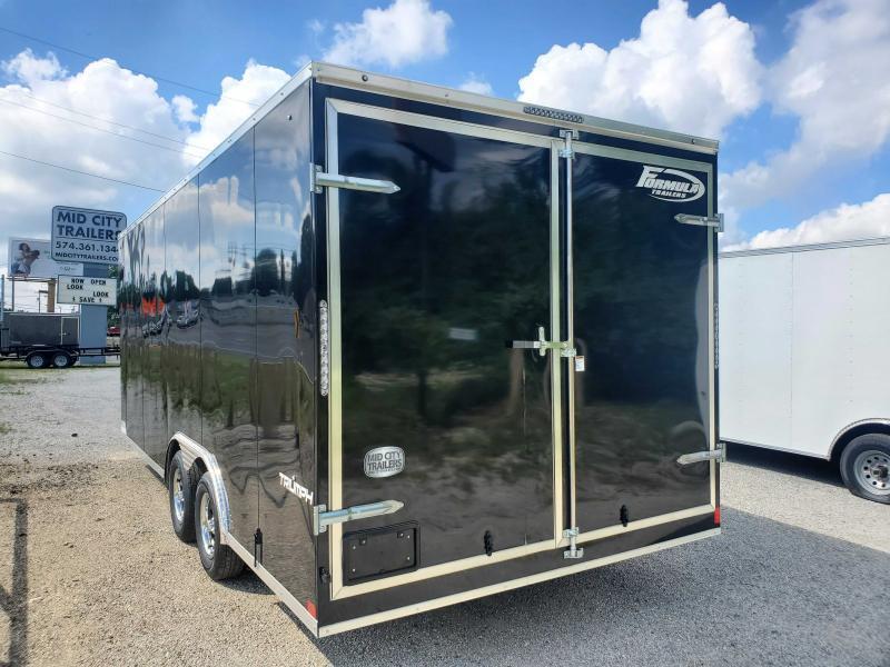 2022 Formula Trailers 8.5X20 Enclosed Cargo Trailer