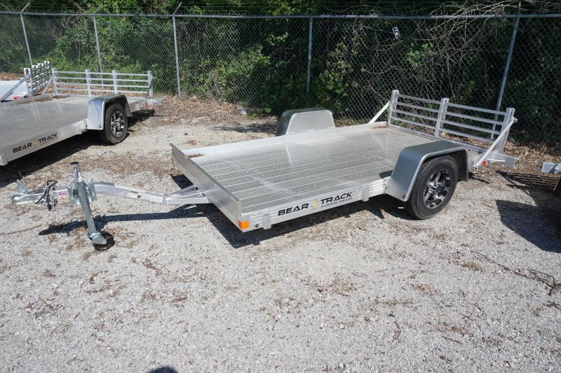 2020 Bear Track BTU65120S Motorcycle Trailer