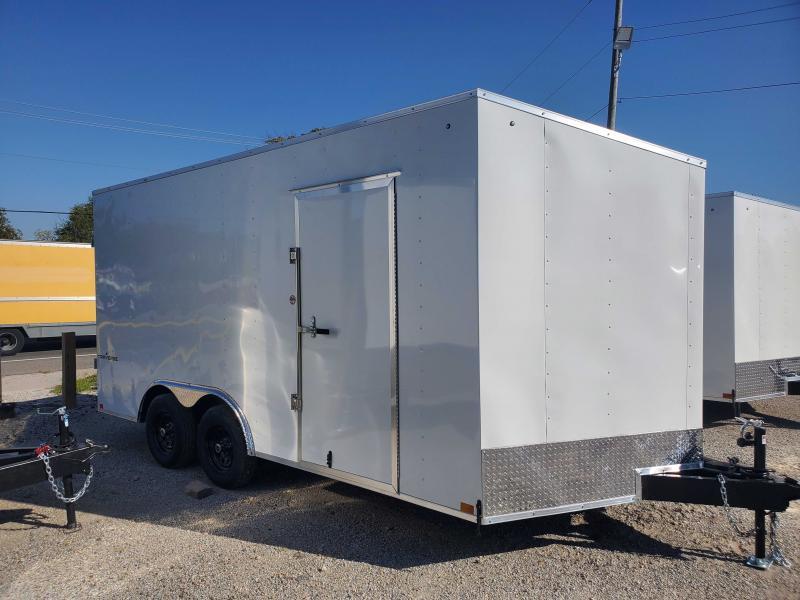2022 Formula Trailers 8.5X16 Enclosed Cargo Trailer