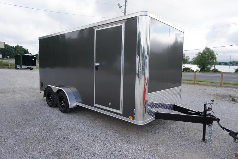 2021 Cross Trailers 7X16 Enclosed Cargo Trailer