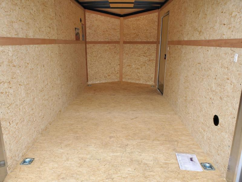 2021 LOOK ELEMENT 7X14 Enclosed Cargo Trailer