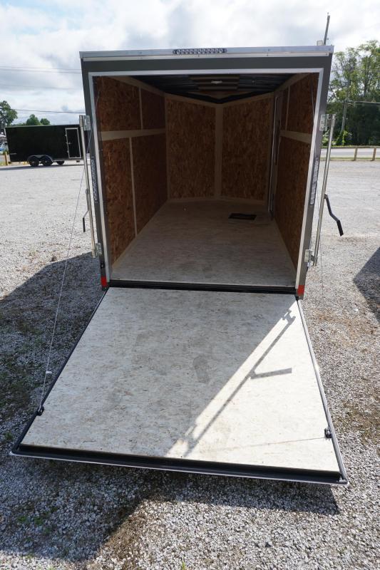 2022 Formula Trailers 6X12 Enclosed Cargo Trailer