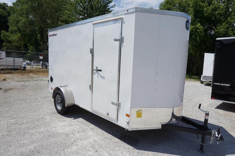 2020 Wells Cargo 6X12 DD Enclosed Cargo Trailer