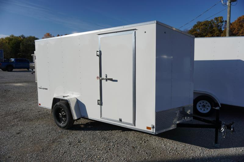 2021 Formula Trailers 6X12 TRAVERSE Enclosed Cargo Trailer